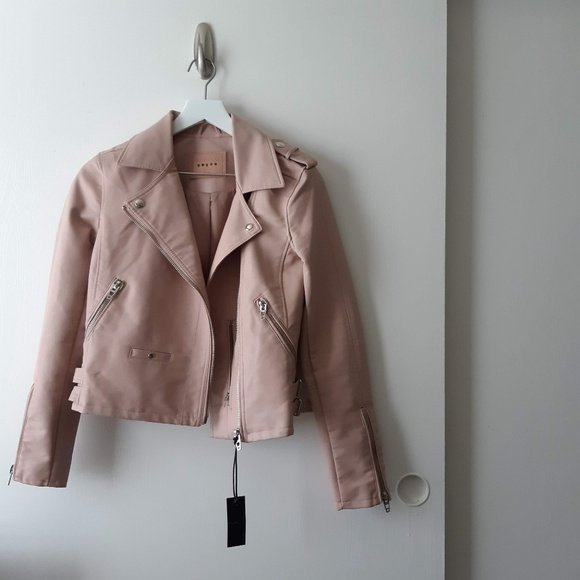 Blank NYC Jackets & Blazers - Blank NYC Faux Leather Jacket | NWT